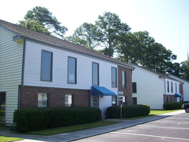 Office space oak park exterior