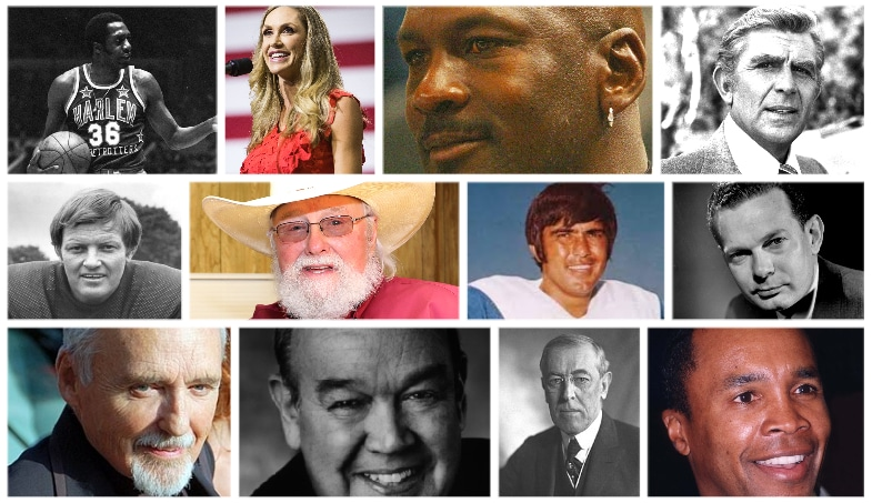 Famous People of Wilmington NC