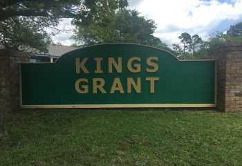 entry to kings grant