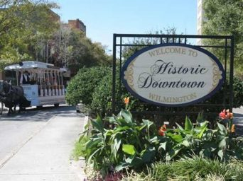 Historic Downtown Sign